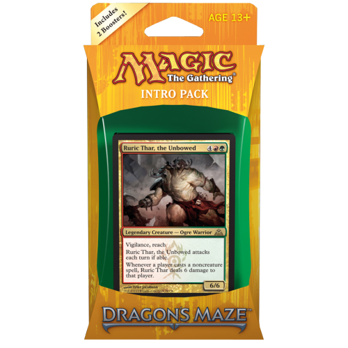MTG: Dragon's Maze Intro Pack: Gruul Siege