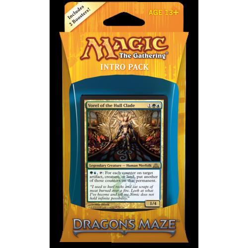 MTG: Dragon's Maze Intro Pack: Simic Domination