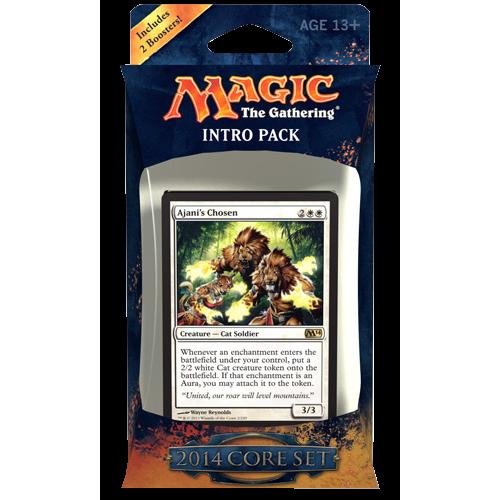 MTG: M2014 Intro Pack: Lightforce (GW)