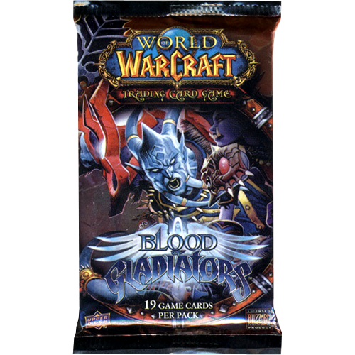 WoW: Blood of Gladiators Booster