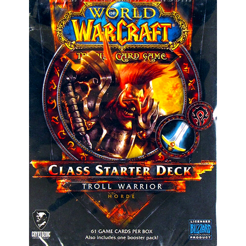 WoW: Class Deck Spring 2013: Horde
