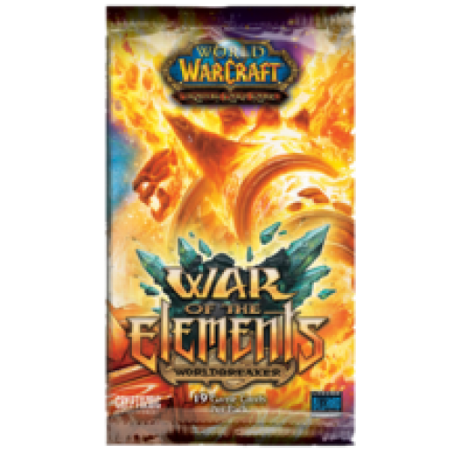 WoW: War of the Elements Booster