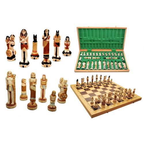 Шахматы EGIPT интарсия № 3157