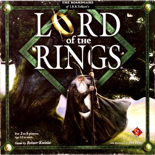 Lord of the Rings (Властелин колец)