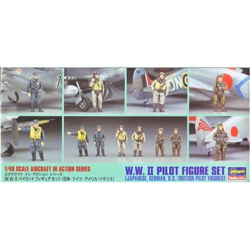 HA36007  Пілоти Другої Світової набір ІІ