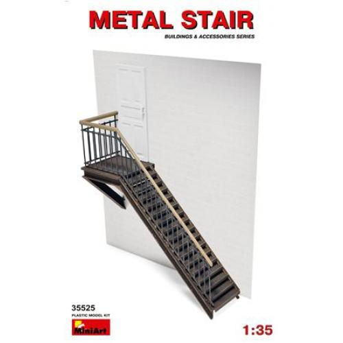 MA35525  Metal stair