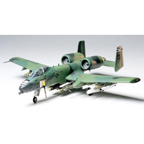 Fairchild Republic A-10A Thunderbolt II (TAM61028) Масштаб:  1:48
