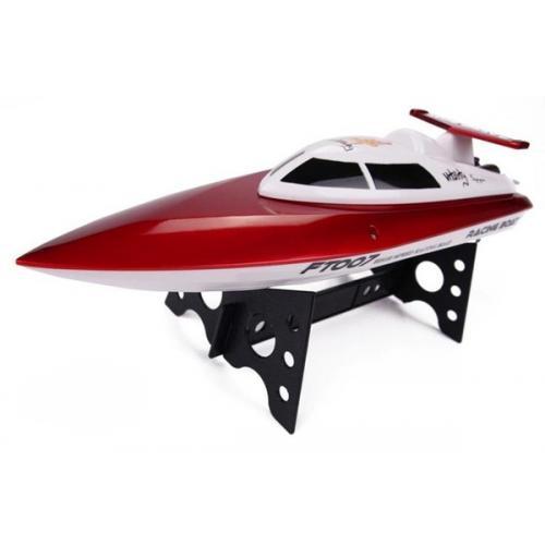 Катер на р/у 2.4GHz Fei Lun FT007 Racing Boat (красный) (FL-FT007r)