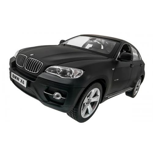 Машинка р/у 1:14 Meizhi лиценз. BMW X6 (черный) (MZ-2016b)