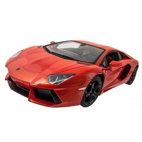 Машинка р/у 1:14 Meizhi лиценз. Lamborghini LP700 (оранжевый) (MZ-2025o)