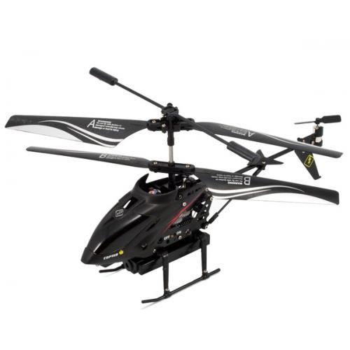 Вертолёт 3-к микро и/к WL Toys S977 с камерой (WL-S977)