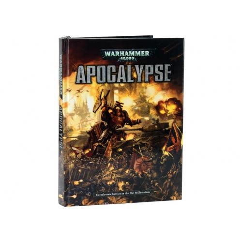 WARHAMMER 40000: APOCALYPSE (ENGLISH)