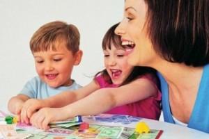 Топ-5 детских настольных игр!