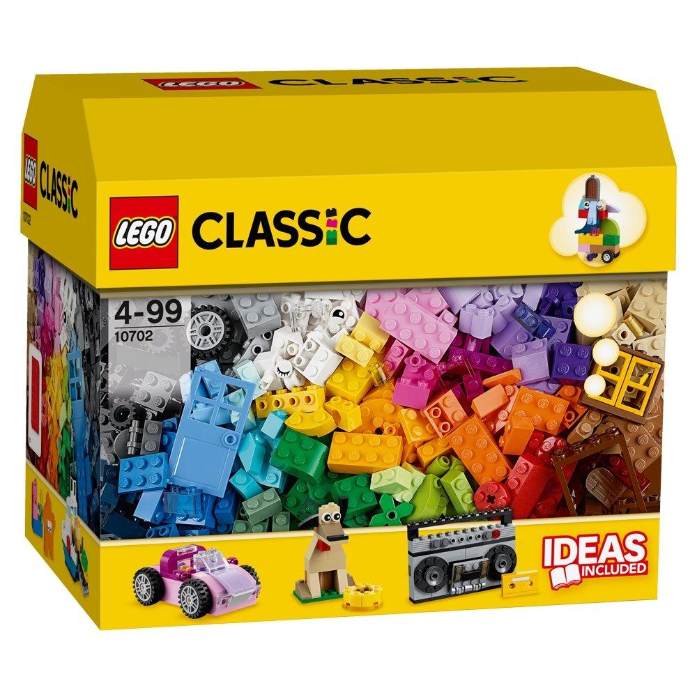 LEGO Classic Набор кубиков для свободного конструиров 10702