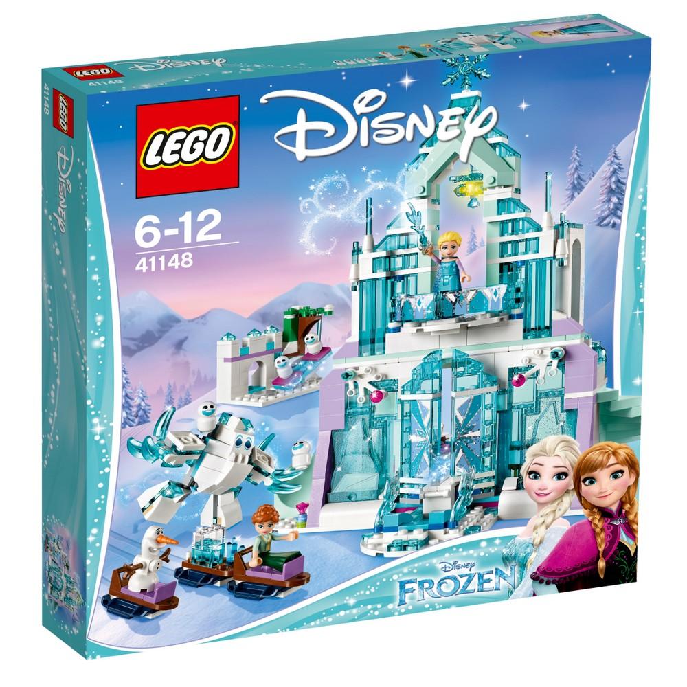LEGO Disney Princess Волшебный ледяной замок Эльзы 41148