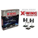 Star Wars X-Wing Miniatures Game (Звёздные Войны X-Wing игра с миниатюрами)