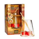 Eureka Puzzle Treasure Hunt | Головоломка крест в бутылке
