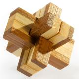 Узел | Knotty Puzzle 3D Bamboo