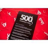 500 злобных карт (500 malicious cards)