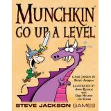 Munchkin Go Up a Level