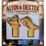 Ticket to Ride - Alvin & Dexter (expansion)