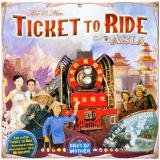 Ticket to Ride - Map Collection Vol 1: Asia