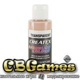 Краска для аэрографии Createx Colors - Transparent 5125 - Transparent Peach, 60 мл