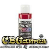Краска для аэрографии Createx Colors - Transparent 5138 - Transparent Carmine, 60 мл