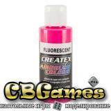 Краска для аэрографа 5407 Fluorescent Hot Pink