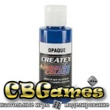 Краска для аэрографии Createx Colors - Opaque 5201-Opaque Blue, 60 мл