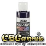 Краска для аэрографии Createx Colors - Opaque 5202-Opaque Purple, 60 мл.