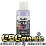 Краска для аэрографии Createx Colors - Opaque 5203-Opaque Lilac, 60 мл