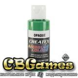 Краска для аэрографии Createx Colors - Opaque 5205-Light Green, 60 мл