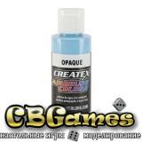 Краска для аэрографии Createx Colors - Opaque 5207-Opaque Sky Blue, 60 мл.