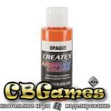 Краска для аэрографии Createx Colors - Opaque 5208-Opaque Coral, 60 мл