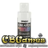 Краска для аэрографии Createx Colors - Opaque 5212-Opaque White, 60 мл