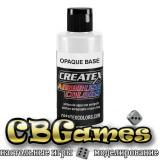 Укрывистая (непрозрачная) база для красок Createx AB Opaque Base 5602, 120 мл