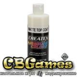 Матовый верхний слой для красок Createx AB Matte Top Coat 5603, 120 мл