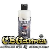 Глянцевый прозрачный лак для красок Createx Clear Coat Gloss 5620, 60 мл