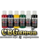 Набор красок для аэрографии Createx Colors Primary Set