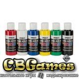Набор красок для аэрографии Createx Colors Opaque Set