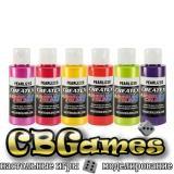 Набор красок для аэрографии Createx Colors Pearlized Sampler Set