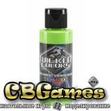 Краски для аэрографа Wicked Fluorescent Colors-W023-Green