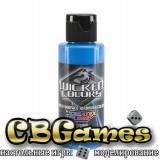 Краски для аэрографа Wicked Fluorescent Colors-W028-Blue