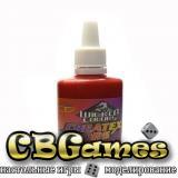 Краска для аэрографа Wicked W015 Crimson (малиновый)-30 мл.