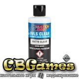 Матовый лак с защитой от ультрафиолета Createx UVLS Matte Clear 4052- 60 мл