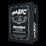 Алкогольная игра Bombat Game Настольная игра для компании Градус (0019) (4820172800217) CBGames