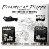 Memoir'44 - OP4 Battle Map - Disaster at Dieppe/The Capture of Tobruk