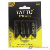 Аккумулятор Tattu AA NiMH 1,2 В 2700 мАч 4 шт (TA-2700-1.2V-NiMH-LS2A)