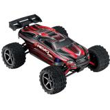 Автомобиль Traxxas E-Revo VXL Brushless Monster 1:16 RTR 328 мм 4WD TSM 2,4 ГГц (71076-3 Red)